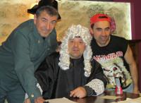 """Trípode e Amigos estarán o 10 de decembro con """"A panxoliña máis fermosa"""" en San Miguel de Reinante e o 18 en Ferreira do Valadouro."""