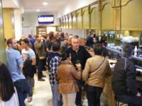 El restaurante O Tumbín Ponte dos Santos abrió sus puertas en Ribadeo, en la calle Camilo Barcia Trelles.