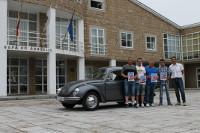 San Ciprián acollerá unha concentración de vehículos Volkswagen, Seat, Audi e Skoda. Será este sábado, 2 de xullo.