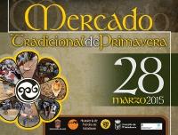 Este sábado, 28 de marzo, celébrase en Ferreira do Valadouro o Mercado Tradicional de Primavera con infinidade de actividades: desfile de zocas, cantos de taberna ou ruta de tapas.