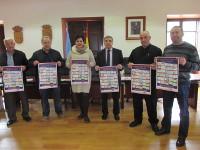 El C.R.A. Ría del Eo celebra su 25 aniversario del 27 al 30 de abril con diversas actividades, que fueron presentadas en el Ayuntamiento de Vegadeo.