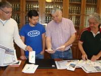 Comezaron as viaxes culturais en autobús polo concello de Barreiros. Levaranse a cabo todos os sábados de xullo e agosto.