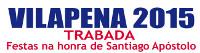 A parroquia de Vilapena, en Trabada, celebra do 24 ao 26 de xullo ás súas festas na honra do Apóstolo.