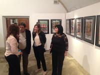 O Museo Provincial de Lugo acolle ata o 30 de outubro unha exposición do artista mindoniense Xosé Vizoso. Son 50 carteis realizados desde a década do 70 ata hoxe.