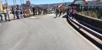 O 24 de agosto haberá restricións no tráfico a mediodía en varías rúas de Ribadeo por mor do paso da Vuelta Ciclista a España.