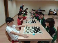 Nen@s das Escolas de Xadrez da Mariña participarán o sábado, 16 de maio, en Xove no II Torneo de Xadrez, que organiza a ACD Xove.
