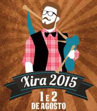Todo está listo en Ribadeo para a celebración da tradicional Xira a Santa Cruz. Os festexos teñen lugar os días 1 e 2 de agosto.