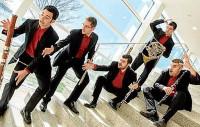 """O quinteto Zoar presenta o 24 de abril en Mondoñedo o seu novo disco, que leva por título """"No vento""""."""